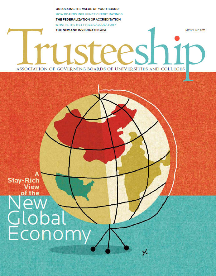 A Stay-Rich View of the New Global Economy, May/June 2011