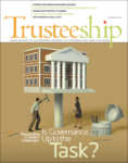 Responding to Today's Challenges: Is Governance Up to the Task?, July/August 2011