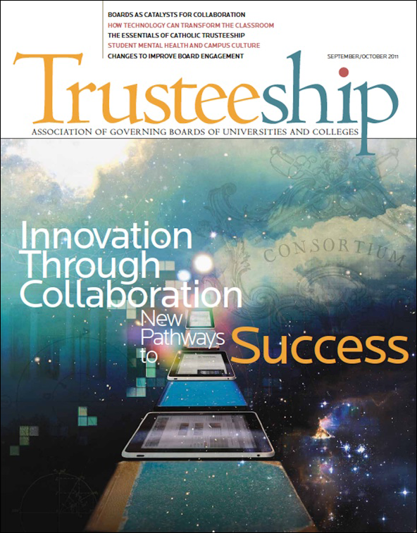 Innovation Through Collaboration: New Pathways to Success, September/October 2011