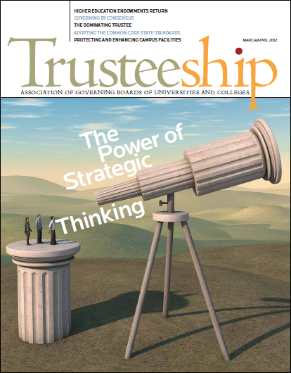 The Power of Strategic Thinking, March/April 2012