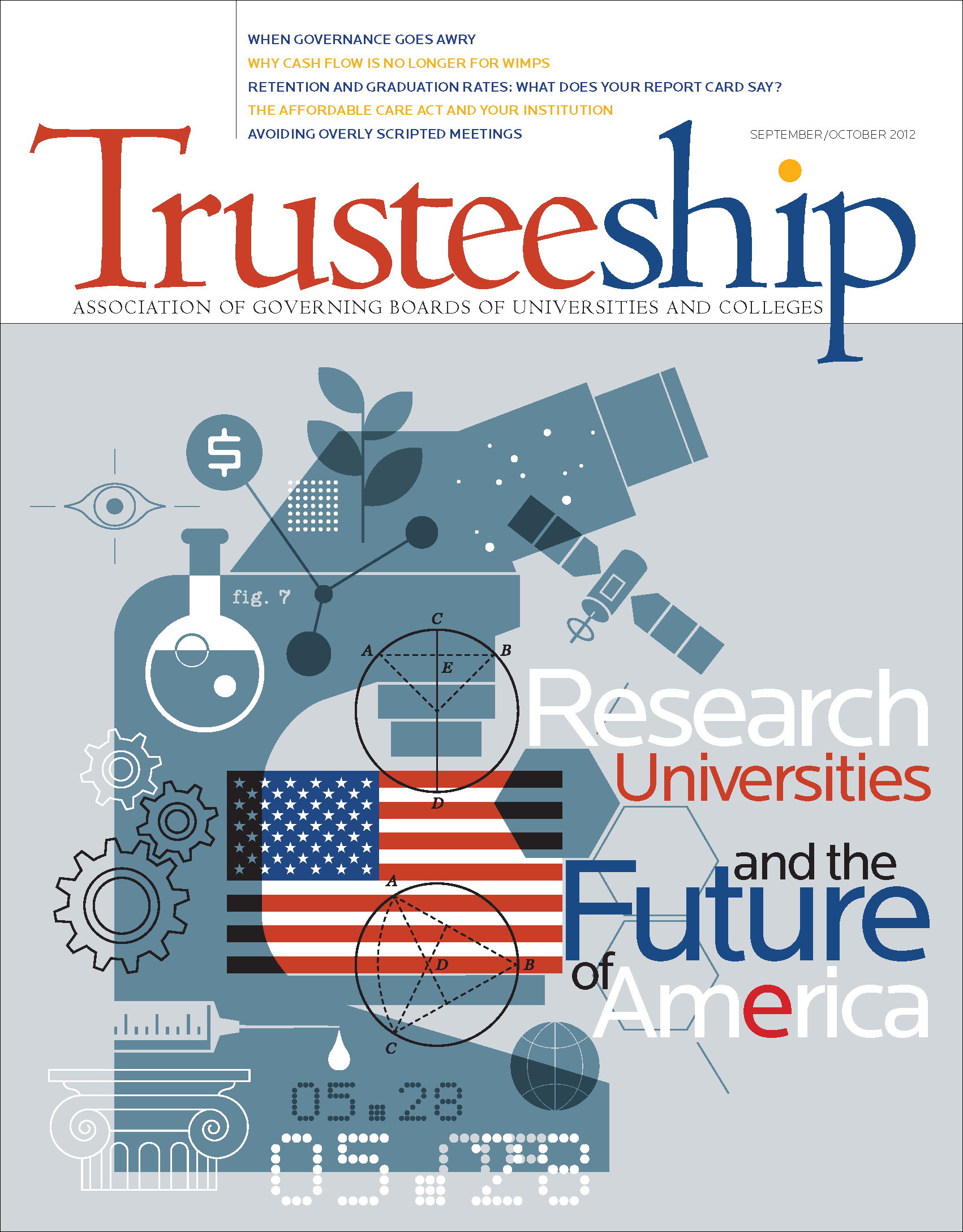 Research Universities and the Future of America, September/October 2012