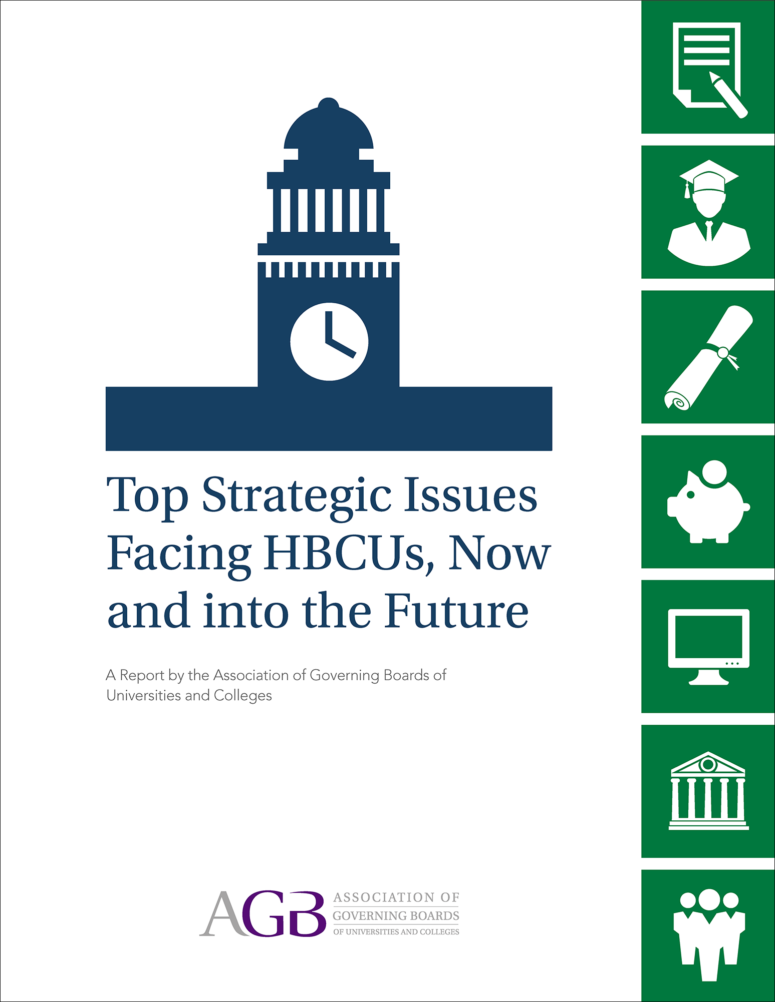 Top Strategic Issues Facing HBCUs, Now and into the Future
