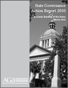 2010 State Governance Action Report
