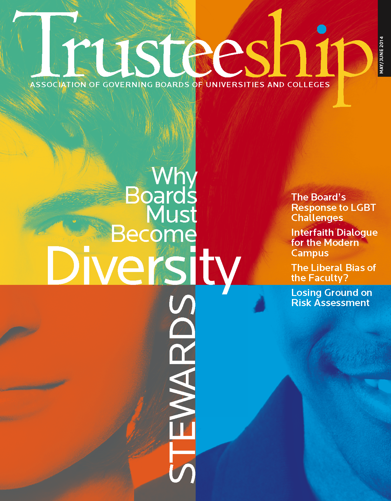 Trusteeship: Why Boards Must Become Diversity Stewards, May/June 2014