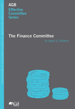 AGB Effective Committee Series: The Finance Committee
