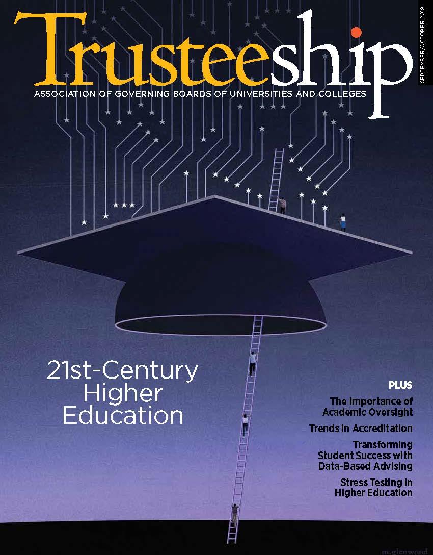 Trusteeship Magazine: September/October 2019 cover