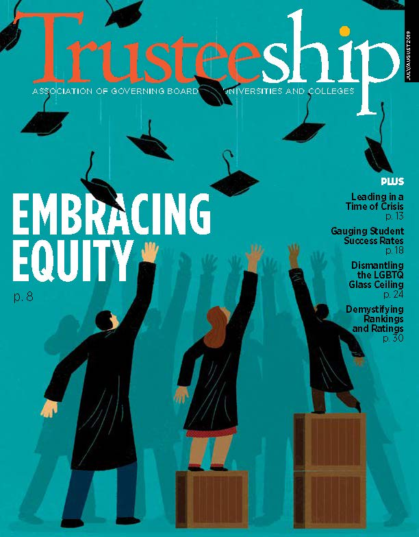 Trusteeship: July/August 2019 cover