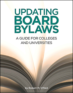 Updating Board Bylaws: A Guide for Colleges and Universities