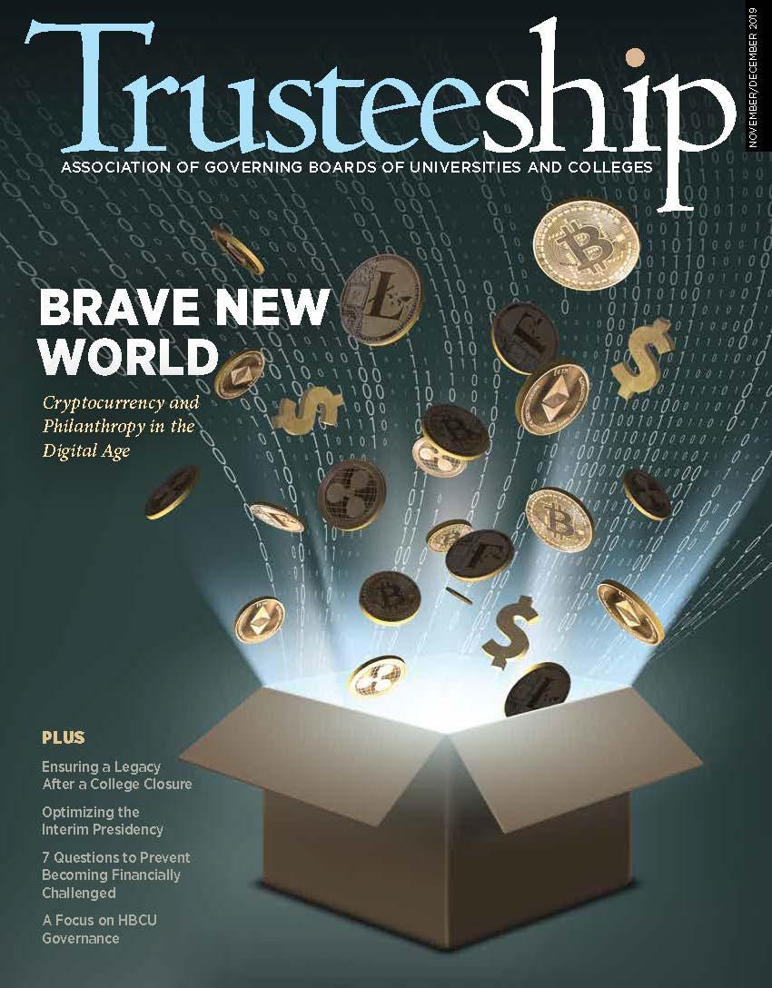 Trusteeship Magazine: November/December 2019