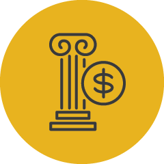 foundation grants icon