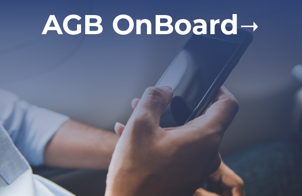 AGB OnBoard: Prepare for more effective board meetings.