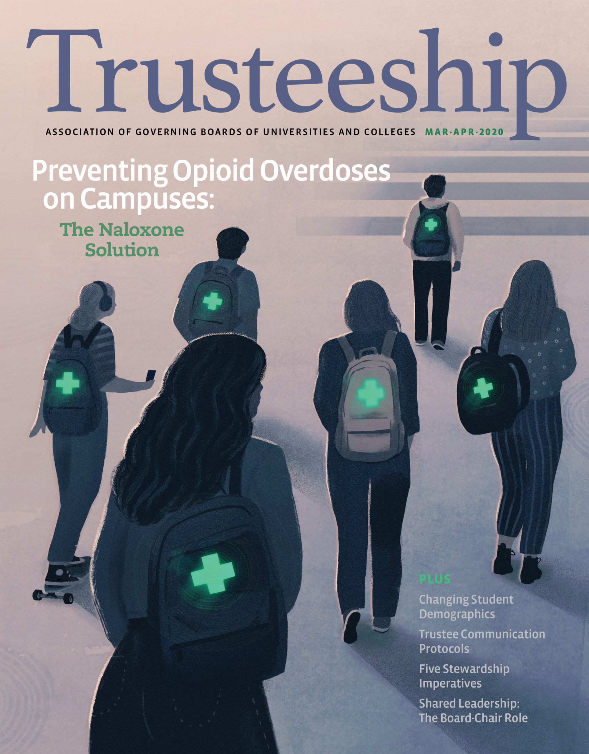 Trusteeship Cover: March/April 2020