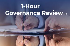 1-Hour Governance Review