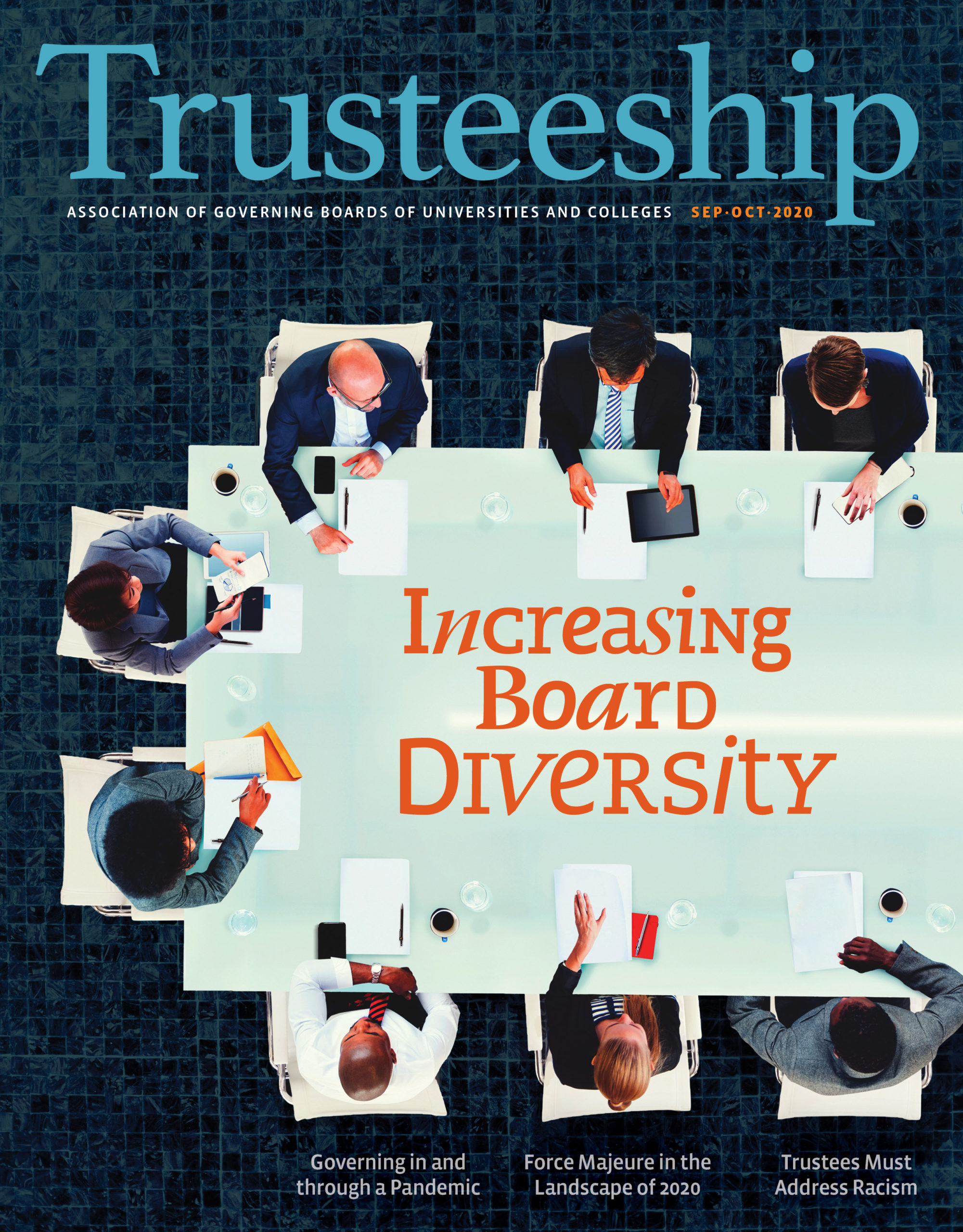 Trusteeship: September-October 2020 Cover