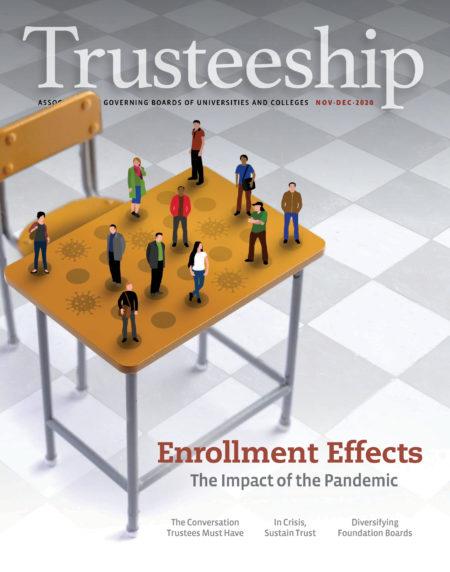 Trusteeship: November/December 2020