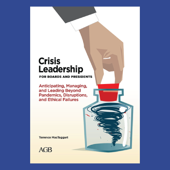 Crisis Leadreship Book Cover thumbnail