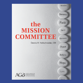 The Mission Committee Report Cover thumbnail