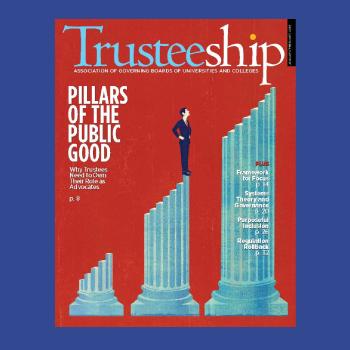 January February 2019 Trusteeship Magazine Cover Thumbnail