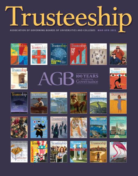 Trusteeship Magazine: March/April 2021 Cover