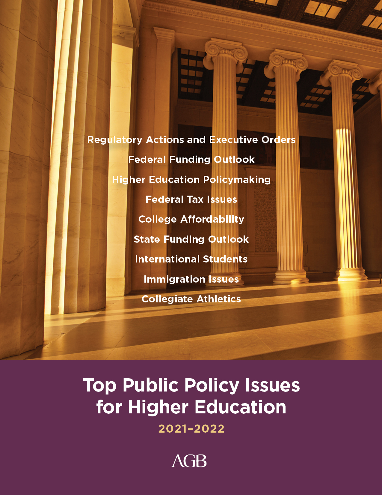 Higher Education Public Policy