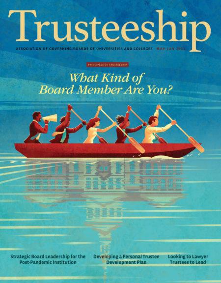 Trusteeship May/June 2021 Cover
