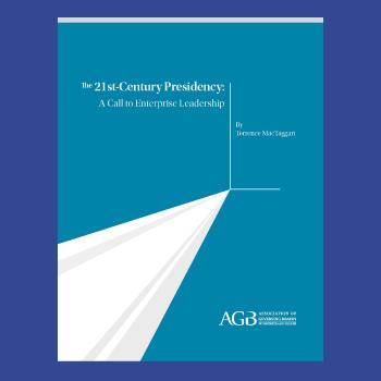21st Century Presidency Book Cover Thumbnail